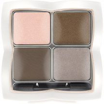 FLOWER Shadow Play Eye Shadow Quad Foxy Browns