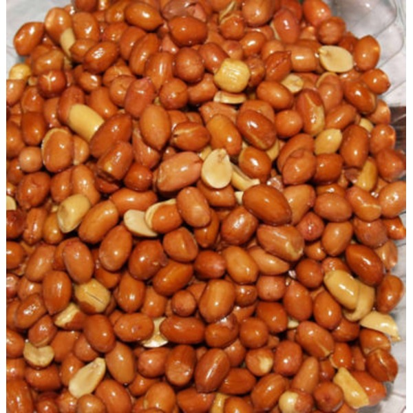 Lone Star Nut & Candy Roasted & Salted Spanish Nuts