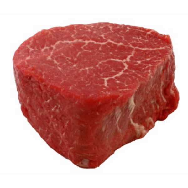 All Natural Angus Filet Mignon