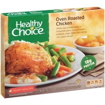 Healthy Choice Complete Meals Oven Roasted Chicken