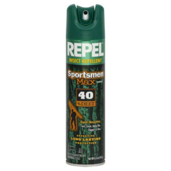 Repel Sportsmen Max Formula Insect Repellent