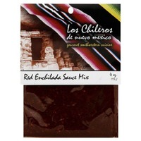 Los Chileros Red Enchilada Sauce Mix