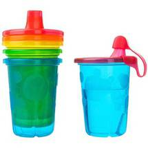 The First Years Take & Toss 10 oz Spill-Proof Cups