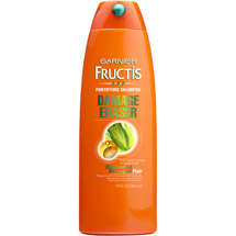 Fructis Damage Eraser Shampoo For Distressed Damaged Hair