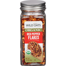Wild Oats Marketplace Organic Red Pepper Flakes