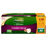 Depend Fit-Flex for Women S/M Maximum Absorbancy Underwear