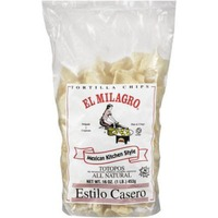 El Milagro Mexican Kitchen Style Tortilla Chips