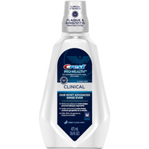 Crest Pro-Health Clinical Deep Clean Mint Oral Rinse