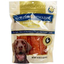 Golden Rewards Chicken Jerky