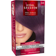 Vidal Sassoon Pro Series Hair Color 5VR London Lilac