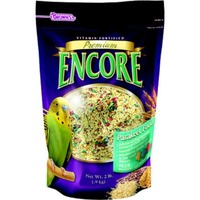 Brown's Premium Encore Parakeet Food