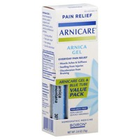 Boiron Arnicare Gel Homeopathic Medicine Pain Relief Value Pack Topical & Oral Pellets