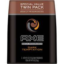 AXE Body Spray Dark Temptation 4oz