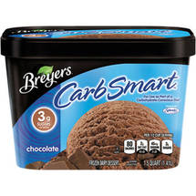 Breyers Carb Smart Chocolate Ice Cream