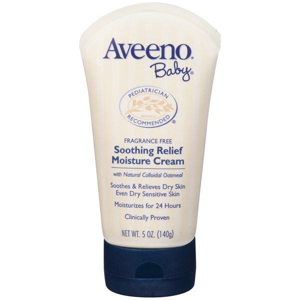 Aveeno® Soothing Relief Cream Baby Lotion