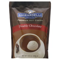 Ghirardelli Chocolate Premium Double Chocolate Hot Cocoa
