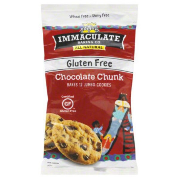 Immaculate Bakery Gluten Free Chocolate Chunk Cookies