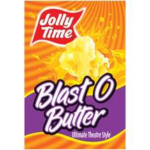 Jolly Time Microwave Pop Corn Ultimate Theatre Style 3.5 oz Bags Blast O Butter