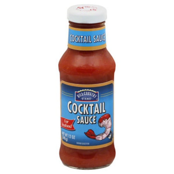 Hill Country Fare Cocktail Sauce for Seafood