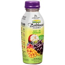 Bolthouse Farms Acai + 10 Superblend 100% Fruit Juice