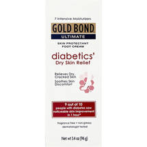 Gold Bond Ultimate Diabetics' Dry Skin Relief Foot Cream