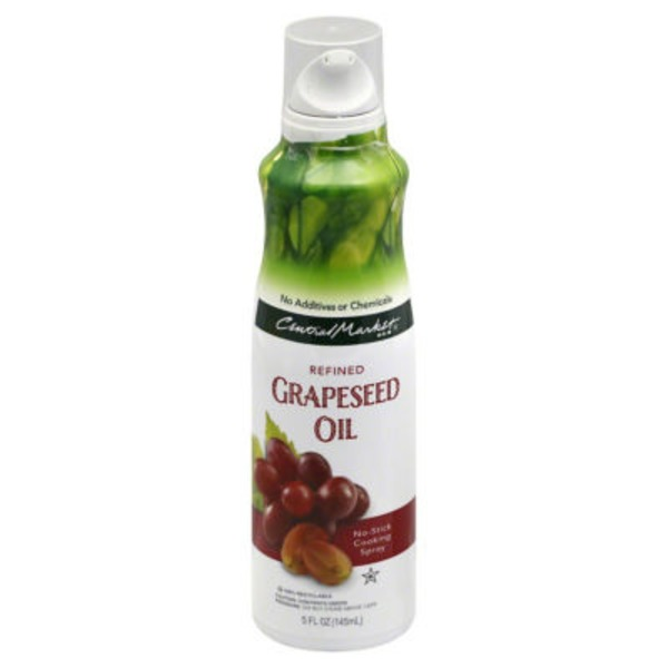 Central Market Grapeseed Oil