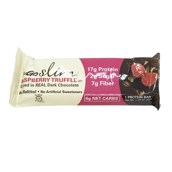 NuGo Raspberry Truffle Nutrition Bar