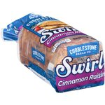 Cobblestone Bread Co. Swirl Cinnamon Raisin Bread