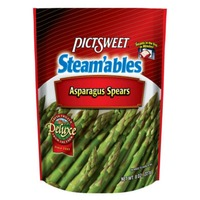 Steam'ables Deluxe Signature Spears Asparagus