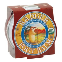 Badger Peppermint & Tea Tree Foot Balm