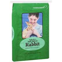 Small World Complete Rabbit Feed
