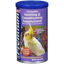 Premium Cockatiel Molting & Conditioning Supplement