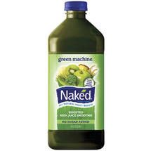 Naked Juice Green Machine Boosted 100% Juice Smoothie