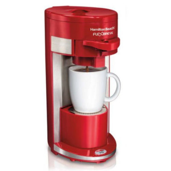 Flexbrew Hamilton Beach Flex Brew Single-Serve Coffeemaker