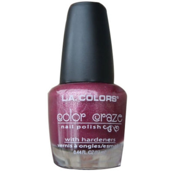 L.A. Colors Dazzle Color Craze Nail Polish