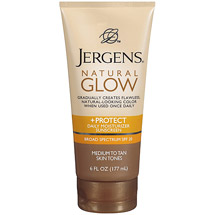 Jergens Natural Glow & Protect Daily Moisturizer