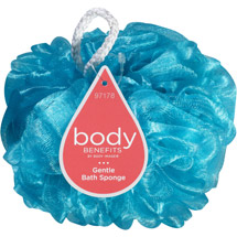 Body Image Body Benefits Delicate Bath Sponge