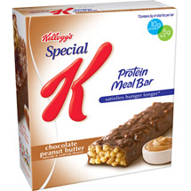 Special K Chocolate Peanut Butter Protein Meal Bar