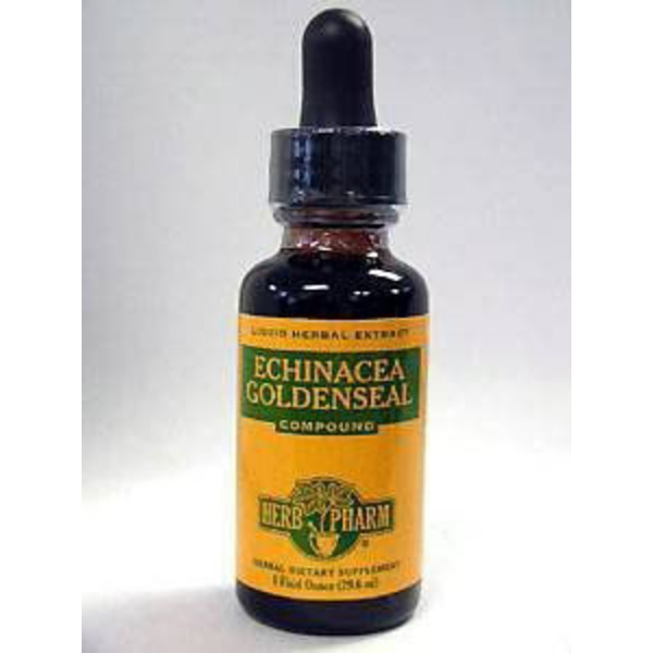 Herb Pharm Echinacea Goldenseal Compound