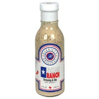 Harriets Texas Ranch With Jalapeno Dressing & Dip