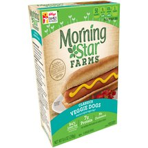 MorningStar Farms Veggie Hot Dogs
