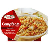 Hormel Rice & Chicken Compleats