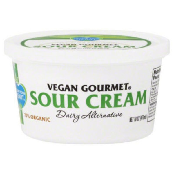 Follow Your Heart Vegan Gourmet Sour Cream Dairy Alternative
