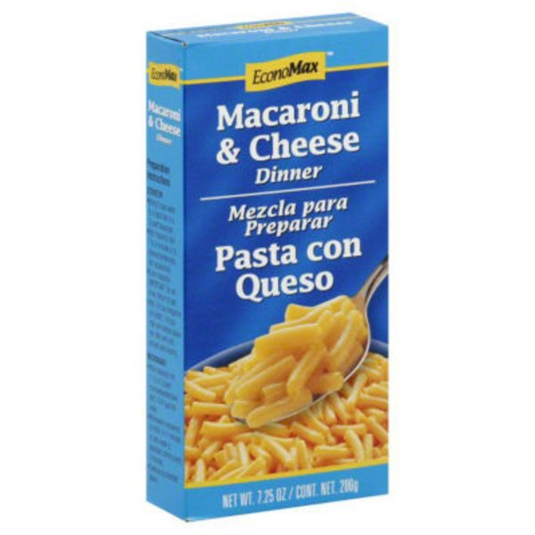 Economax Macaroni And Cheese Dinner