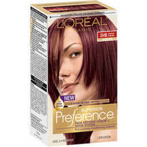 L'Oreal Paris Preference Medium Auburn  5MB Haircolor