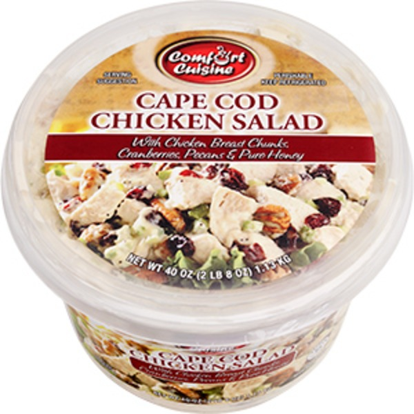 Comfort Cuisine Cape Cod Chicken Salad