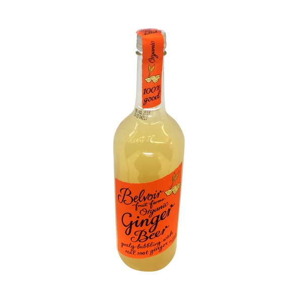 Belvoir Fruit Farms Ginger Beer, Organic