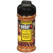 Weber Grill Creations Gourmet Burger Seasoning