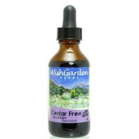 WishGarden Herbs Cedar Free Texas Allergy