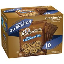 Grandma's Ready to Go Snacks Mini Chocolate Chip Cookies
